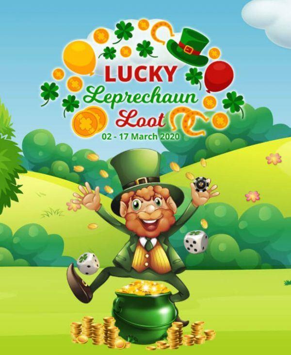 lucky leprechaun loot bonuses