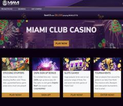 Miami Club Casino Review