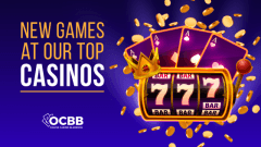 top new games at our casinos