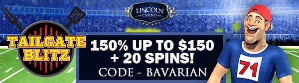 lincoln bonus offer