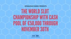 verajohn wold slot championship