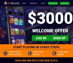 OG Palace <br> Casino Review