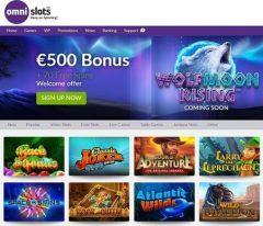 Omni Slots Casino Review – AU Version