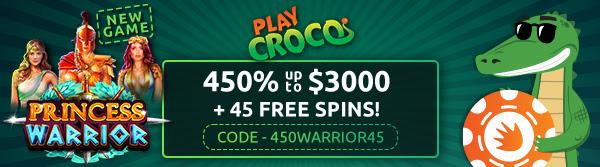all new bonus play croco