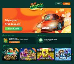 Play Croco Casino