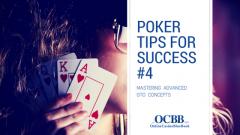 mastering GTO in poker
