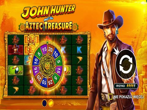 john hunter and the aztec treasure slot at betsafe casino