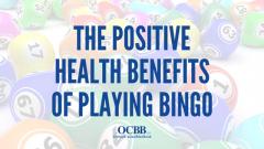 Positive Health Benefits of Playing Bingo