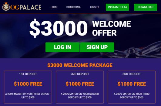 bonus promotions pg palace casino
