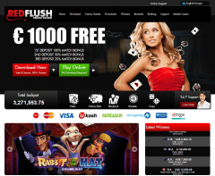Red Flush Casino Review – CA Version