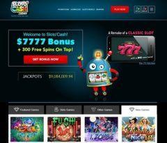 Sloto Cash Casino Review – AU Version