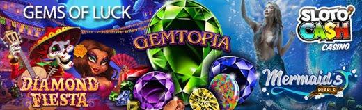 gems of luck bonus slotocash casino