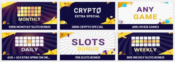 bonus and promos slotsroom casino