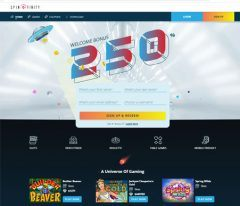 Spinfinity Casino <br> Review