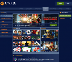 Sports Interaction Casino Review – CA Version