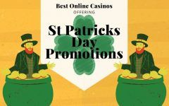 two pots of gold and some leprechaun casino promotions