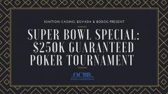 Super Bowl Poker Tournament