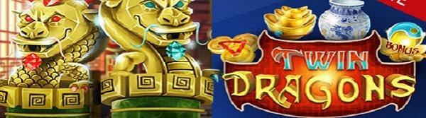 new slot twin dragons