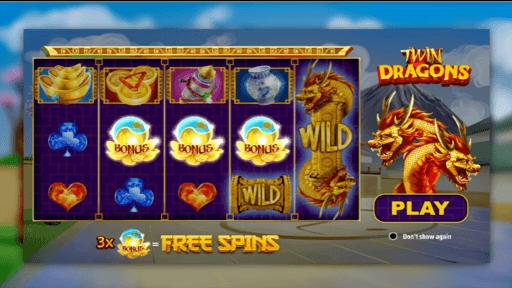 slot play twin dragons lincoln casino