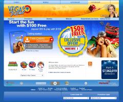 Vegas Palms Casino Review – CA Version
