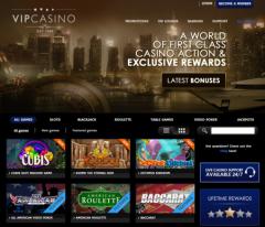 VIP Kasino Bewertung