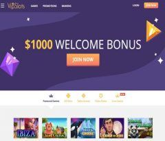 VIP Slots Casino Review